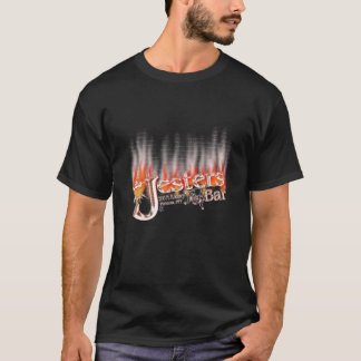 La conception de barre de farceurs # 7 t-shirt