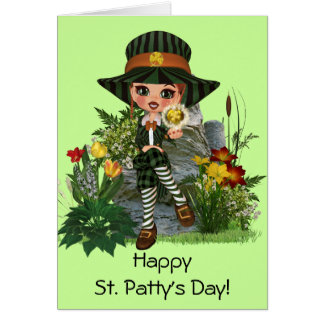 La conception de St Patrick de offre de Kelly Cartes