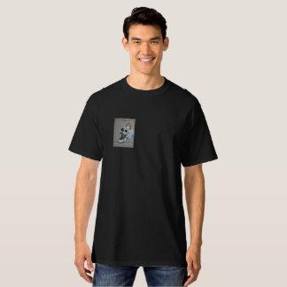 La conception T de poche de diable T-shirt