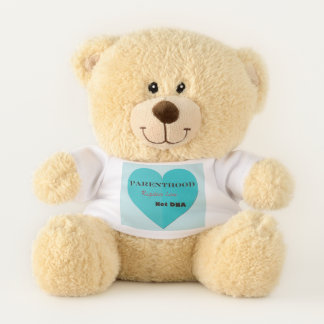 La condition parentale exige l'ours de nounours