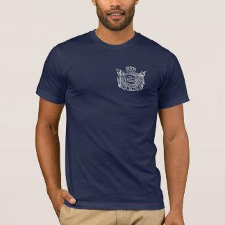 La confrérie internationale de Vinnie des batteurs T-shirt