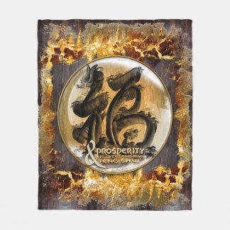 LA CONNEXION DE PROSPÉRITÉ : Art de Fengshui Couverture Polaire