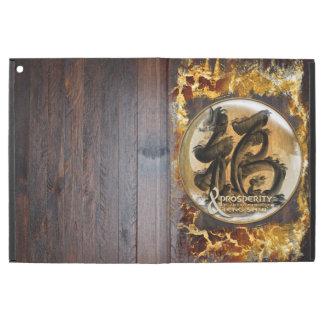 """LA CONNEXION DE PROSPÉRITÉ : Art de Fengshui iPad Pro 12.9"""" Case"""