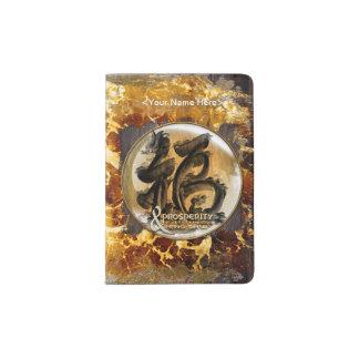 LA CONNEXION DE PROSPÉRITÉ : Art de Fengshui Protège-passeport