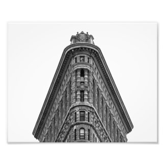 La copie de photo de bâtiment de Flatiron