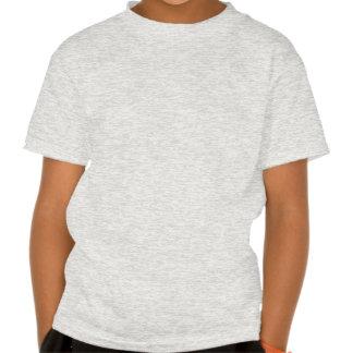 La copie de RHINOCÉROS, au zoo, rhinocéros monte T-shirts
