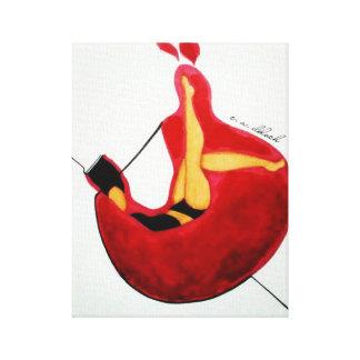 """La copie de toile du """"vin imbibent 1 : Revisité """""""