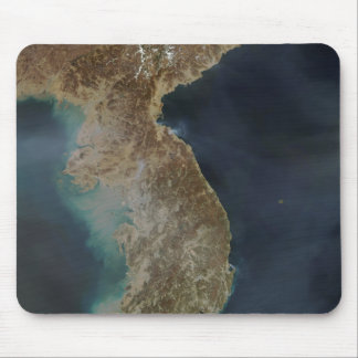 La Corée Tapis De Souris