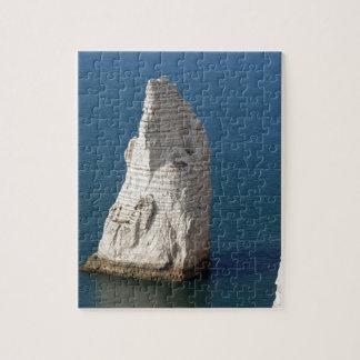 La côte aux falaises d'Aval d'Etretat Puzzle