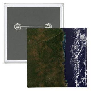 La côte de la Mozambique Badge