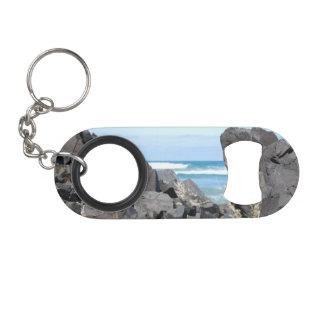 La côte de l'Orégon bascule et ondule Porte-clé Décapsuleur