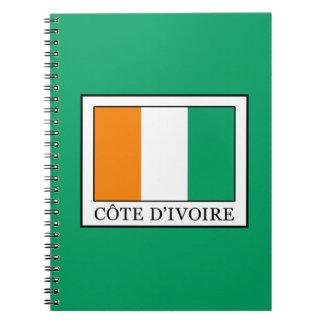 La Côte d'Ivoire Carnets