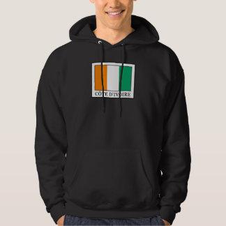 La Côte d'Ivoire Veste À Capuche