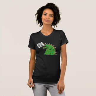 La coupe d'habillement de Greep des dames T-shirt
