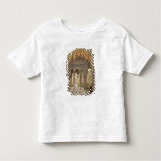 La cour des lions, Alhambra, Grenade, 185 T-shirt Pour Les Tous Petits