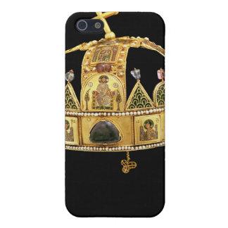 La couronne sainte de la Hongrie, 11ème-12ème Étuis iPhone 5