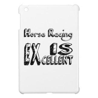 La course de chevaux est excellente étui iPad mini