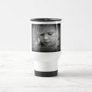 La coutume votre photo a personnalisé des filles n tasses à café