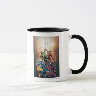La couverture de nuit la plus noire mug