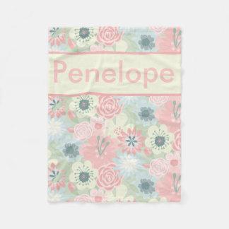 La couverture florale de Pénélope