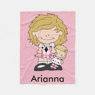 La couverture personnalisée d'Arianna