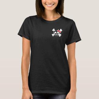 La CRAINTE des femmes le LION ! Tee - shirt T-shirt