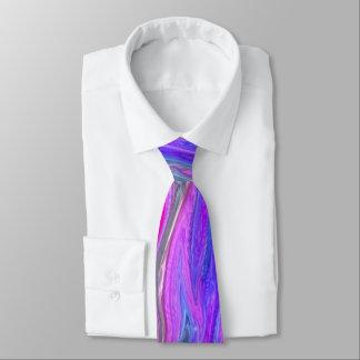 La cravate couleur des hommes liquides d'abrégé