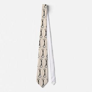 La cravate de banjo d'ukulélé