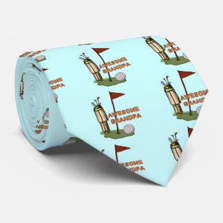 La cravate de grand-papa des hommes