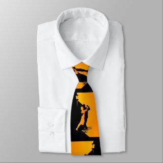 La cravate de tango de danse de salon