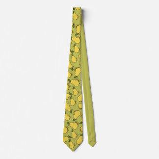 La cravate des hommes d'amusement de fruit de