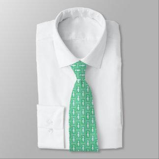 La cravate en soie des hommes de conception de
