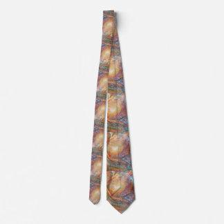 La cravate étoilée des hommes de nébuleuse