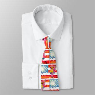 La cravate folle de la vie