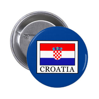 La Croatie Badge