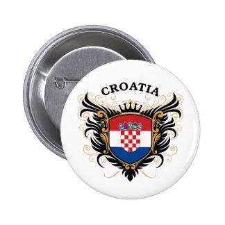 La Croatie Badges