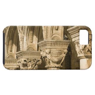 La Croatie, Dalmatie, Dubrovnik. Voûtes en pierre Étui iPhone 5