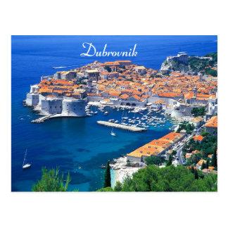 La Croatie - Dubrovnik Carte Postale