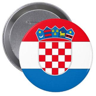 La Croatie Pin's