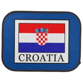 La Croatie Tapis De Voiture