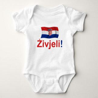 La Croatie Zivjeli ! (Acclamations) T-shirts