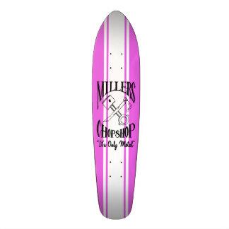 La croix classique désosse le logo skateboards personnalisés