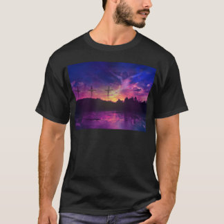 La crucifixion du Jésus-Christ T-shirt