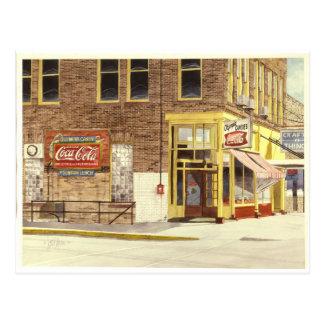 La cuisine de sucrerie d'Olympia Carte Postale