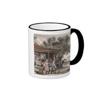 La culture et la préparation du thé, de 'Chine ded Tasse À Café