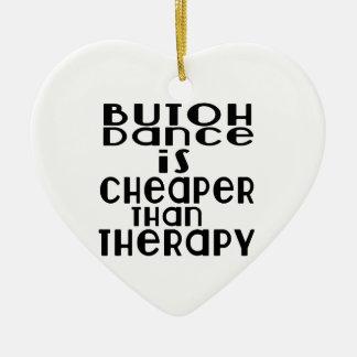 La danse de Butoh est meilleur marché que la Ornement Cœur En Céramique