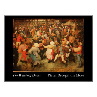 La danse de mariage - 1566 affiches