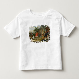 La danse des paysans, 1678 t-shirt pour les tous petits