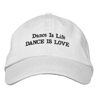 La danse est casquette d'amour