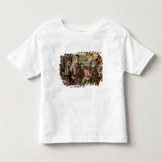La danse rustique t-shirt pour les tous petits